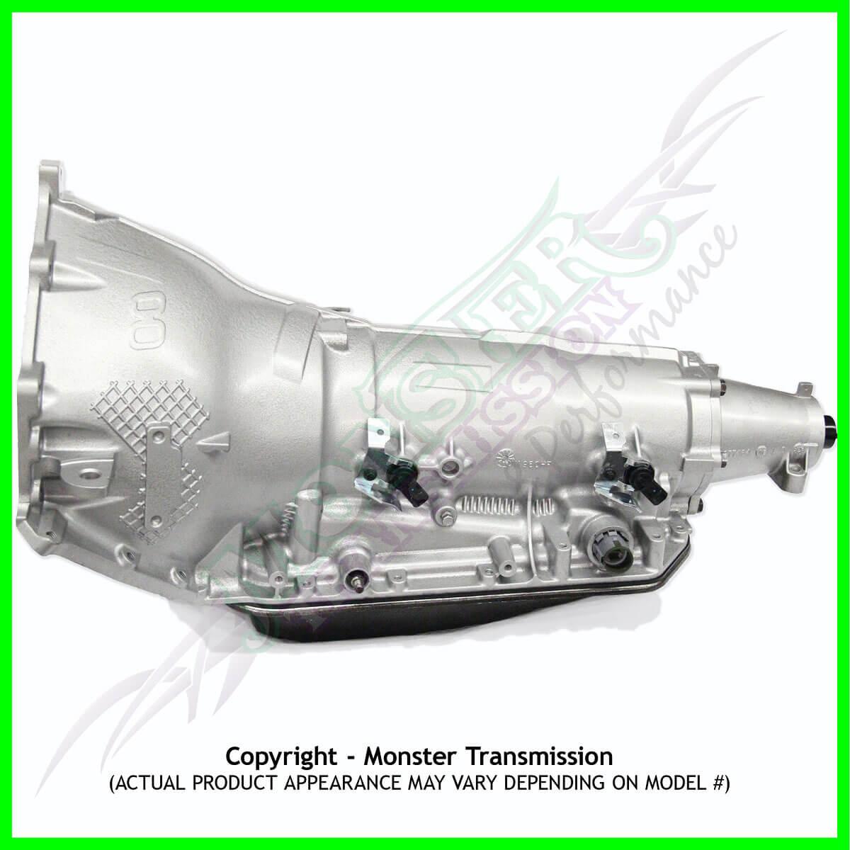 Chevy Transmission Identificationon 4l80e Transmission Valve Body