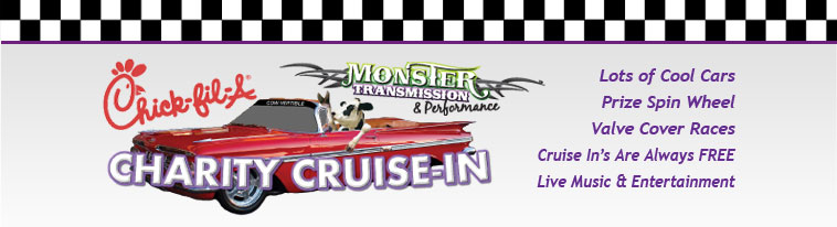 Monster Trans Charity Cruise In