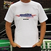 Proudly Made in America White T-Shirt