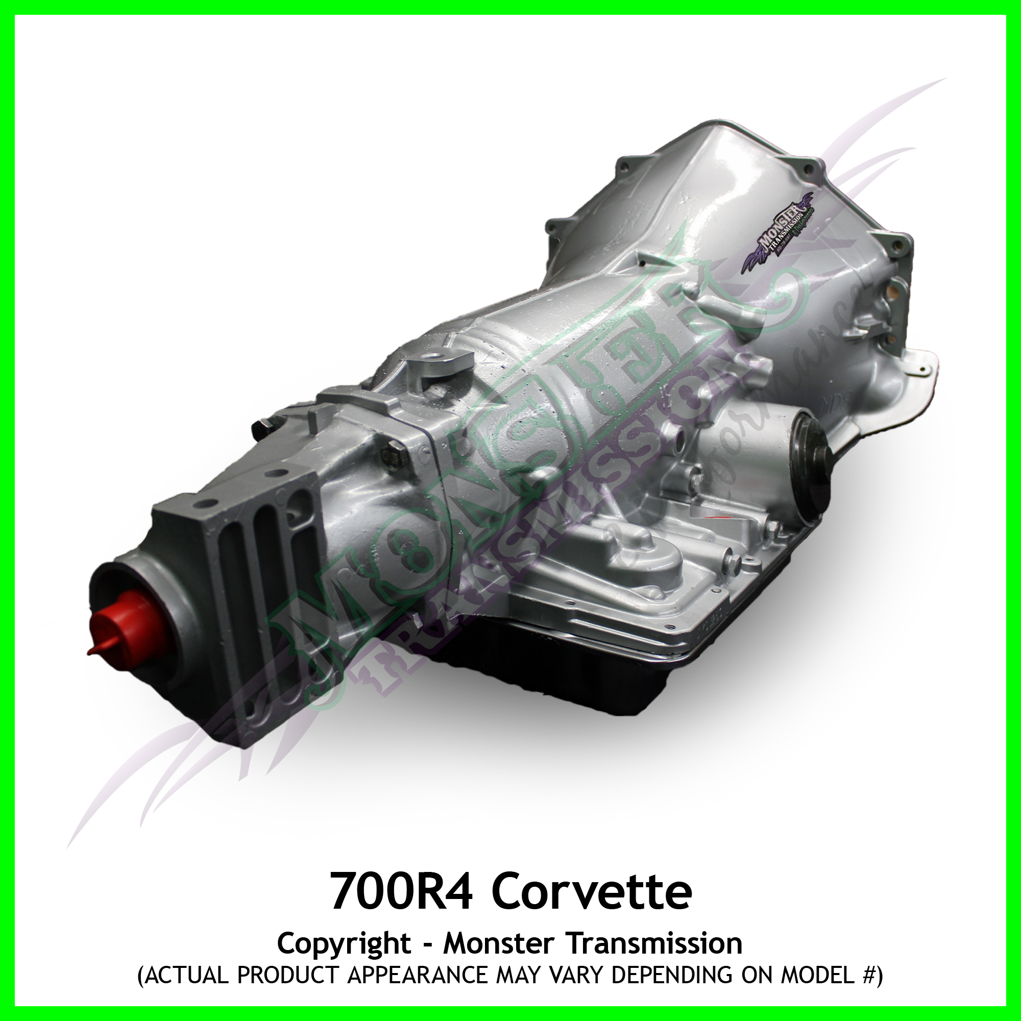 Corvette 700r4 Transmission Heavy Duty 2WD, 700r4 transmission ...