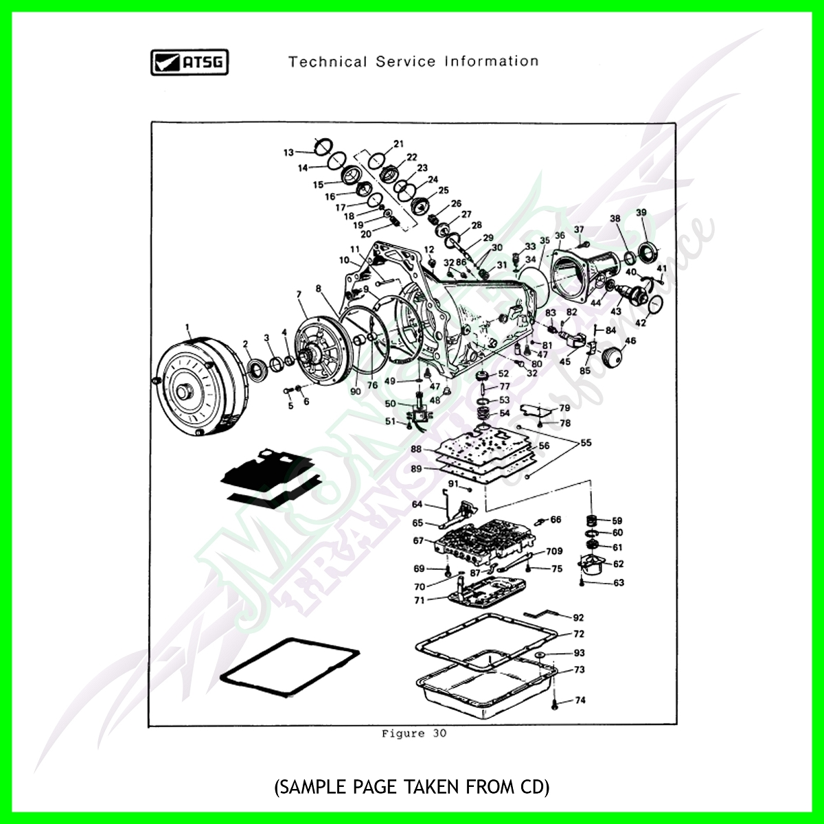 Monster 4l60e Transmission Wiring Harness Detailed Schematics Diagram Example Electrical Connector Pin E