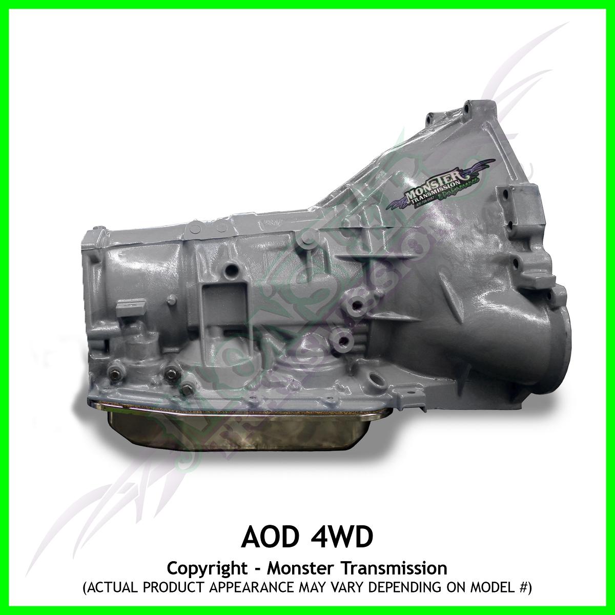 auto vs transmission 4x4 manuelle