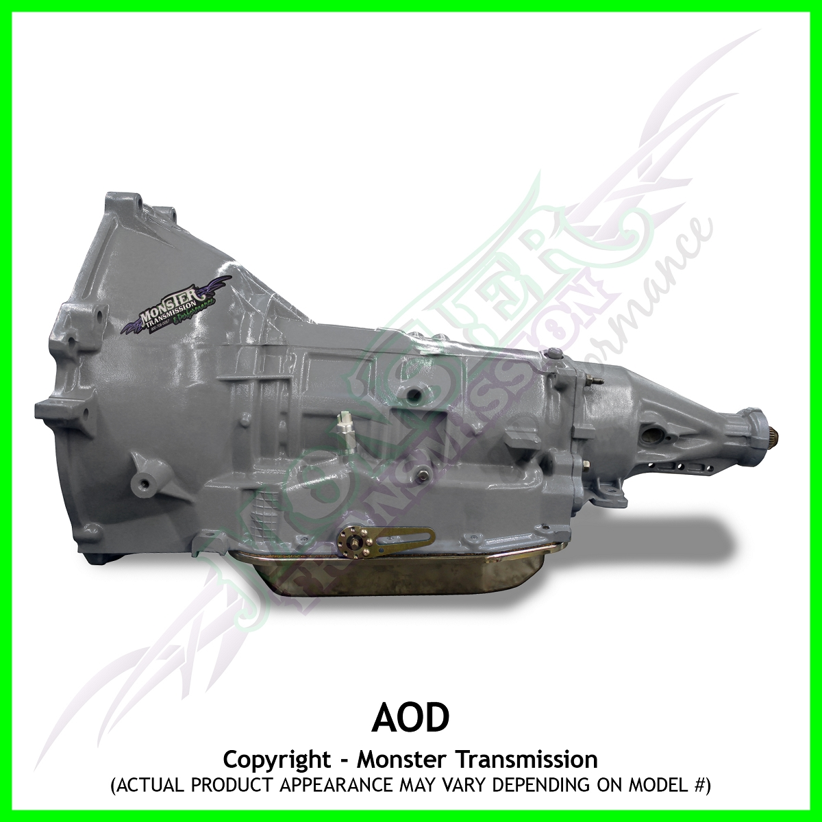 aod transmission heavy duty performance 2wd ford aod. Cars Review. Best American Auto & Cars Review
