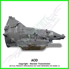 AOD High Performance Race Transmission 2WD