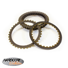 Big V-Twin 1991-1997, Carboncore Clutch Kit