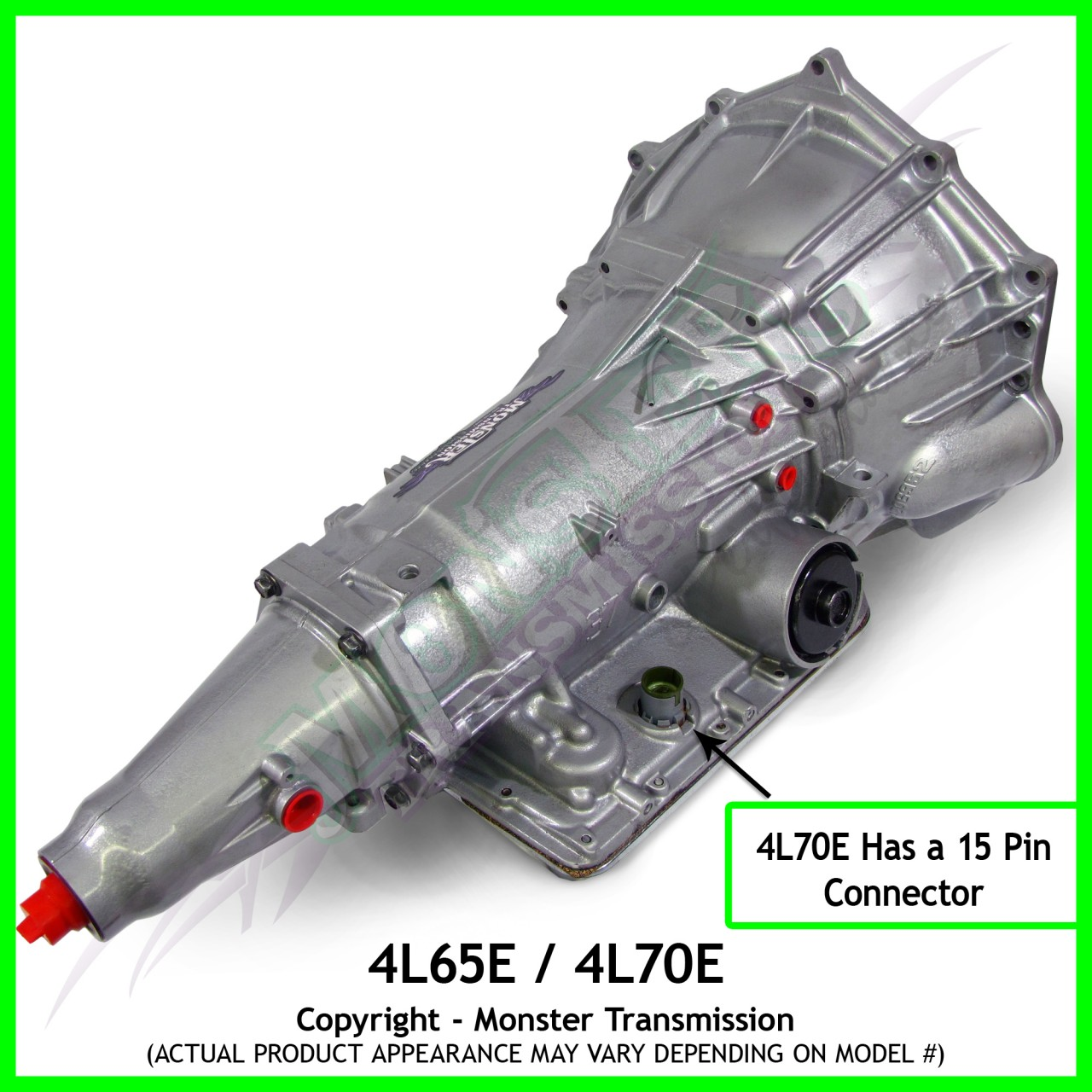 4L70E, 4L70, 4L70E Transmission 4x4, 4L70E Performance Transmission ...