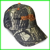 Monster Transmission Camouflage Velcro Closure Hat - Camo