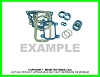 JEEP NP-247 TRANSFER CASE OVERHAUL KIT 1999-UP