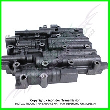 4L65E / 700R4 / 4L60 / 4L60E Valve Body (Premium) (PWM) (On/Off) (96-E00) New Sonnax AFL/TCC/ACC Valves, New EPC & PSI Manifold, Other Sol Tested, No Gaskets