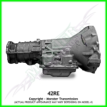 Dodge A500/42RE Gas Heavy Duty Transmission 2WD