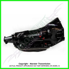 4L80E Transmission Xtreme Super Duty Performance 2WD