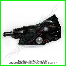700R4 SS Xtreme Performance Transmission 2WD Non-Lockup