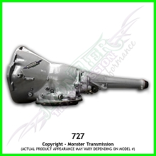 TF8 727 Transmission Remanufactured 2WD