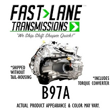 Fast Lane B97A Transmission with Free Torque Converter (08-11 Honda Accord 3.5L)