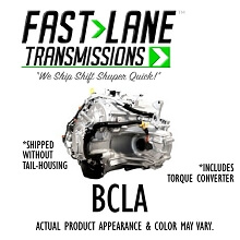 Fast Lane BCLA Transmission with Free Torque Converter (03-07 Honda Accord 2.4L) (COPY)
