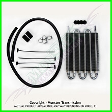 Hayden Transmission Cooler kit: 12 1/2