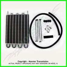 Hayden Transmission Cooler Kit: 15 1/2