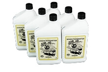 Burn Rubber Brewing Universal Synthetic Cider, Auto Transmission Fluid,  6 Quarts