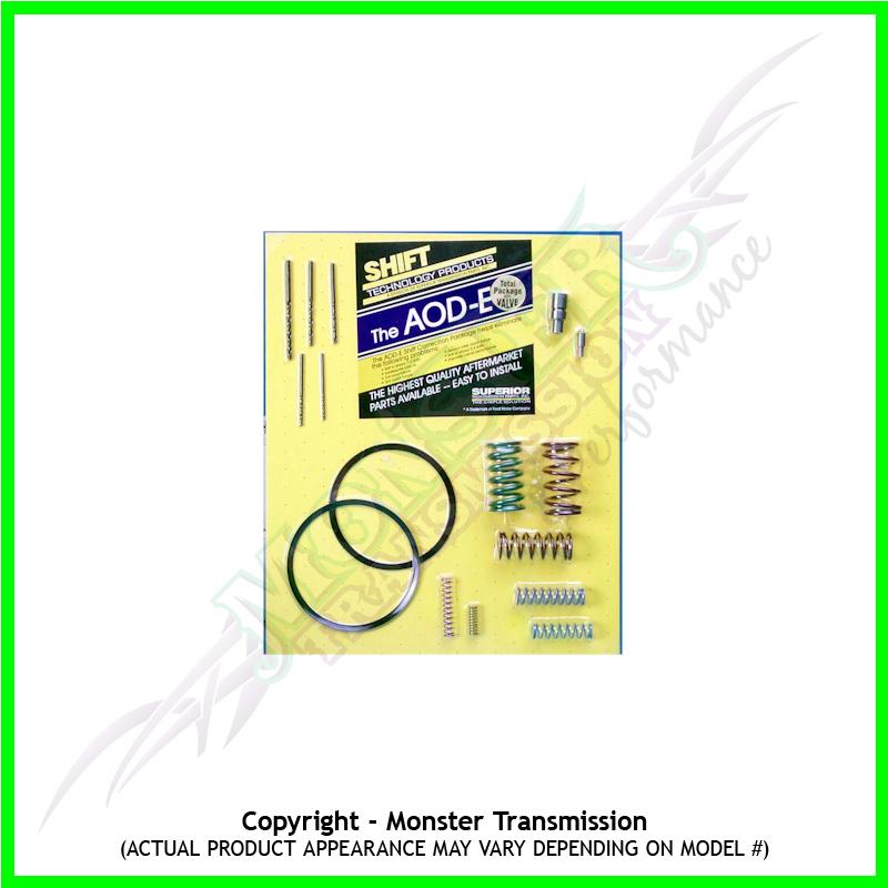 Monster Transmission Parts
