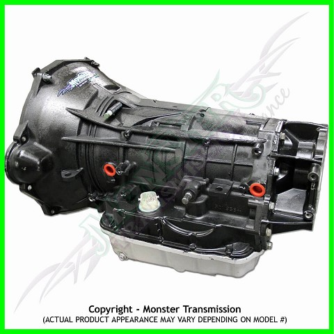 Heavy Duty Dodge 68RFE Transmission