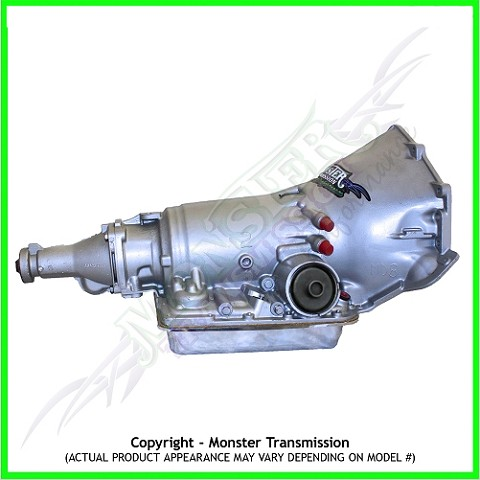 700R4 High Performance Race Transmission 2WD