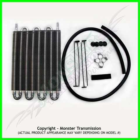 "Hayden Transmission Cooler Kit: 15 1/2"" x 10"" x 3/4"""