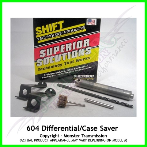 Superior | 604 Differential / Case Saver