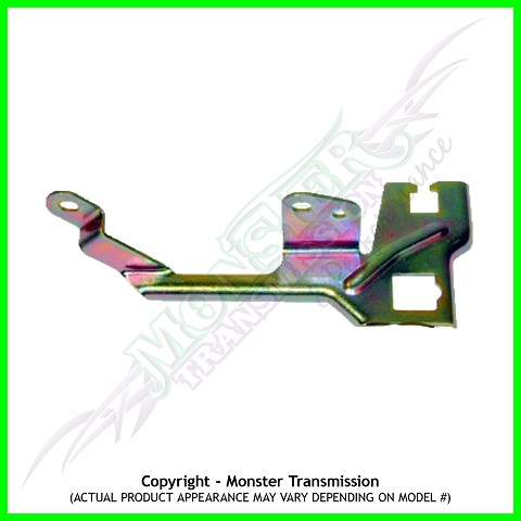 TV Cable Bracket For a 700-R4 / 200-4R - QUADRAJET / EDELBROCK Carburetor
