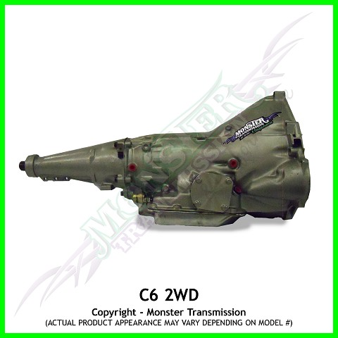 Remanufactured Ford Transmissions >> C6 Transmission Remanufactured Heavy Duty Performance ...