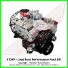 Lead Foot Performance - 347 Ford Crate Engine Complete - Rated at 410Hp / 415 Ft Lbs & FREE Shipping