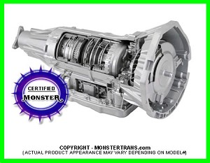 6l80e transmission remanufactured chevy gm six speed. Black Bedroom Furniture Sets. Home Design Ideas