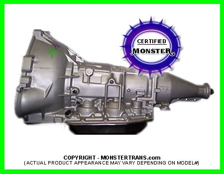 4R70W Transmission Remanufactured Mild 2WD