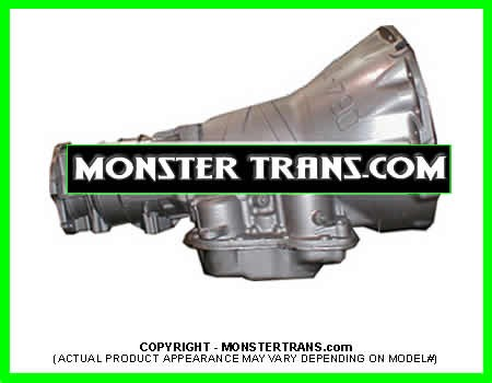Dodge A518/46RE Gas Transmission, Factory Replacement 2WD