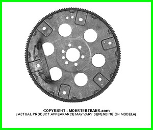 heavy duty flexlplate weighted flexplate