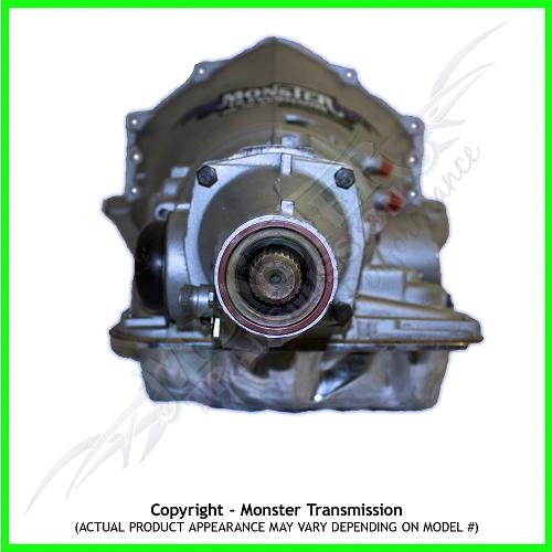 Custom Built Monster 700R4 High Performance Race Transmission 2WD