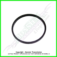 TH400, 3L80 Sealing Ring, Rear Accumulator (Inner) (Metal) (65-91)
