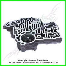 TH400, 3L80 Valve Body (Premium) (No Reverse Check Ball) (87-Up)
