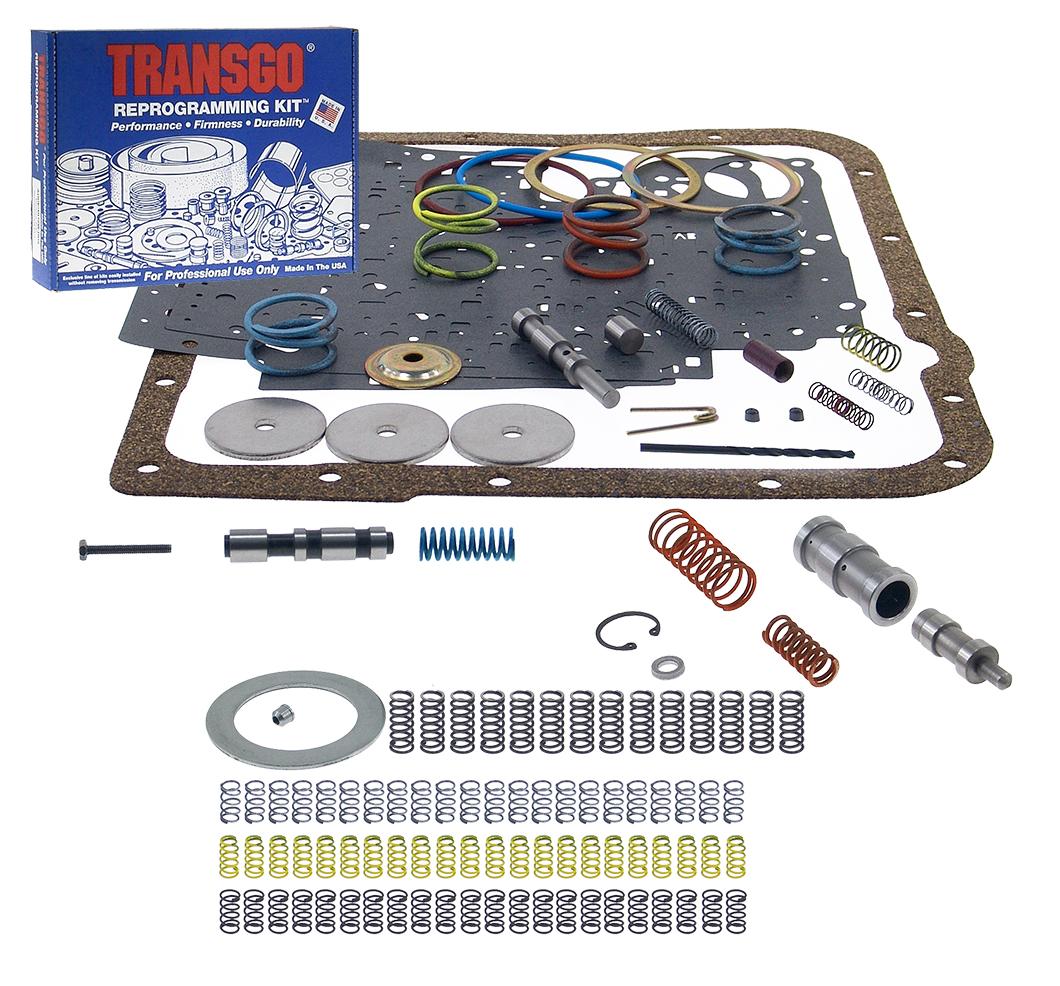 Transgo Performance Shift Kit 4l60e Transmission 1993 2005