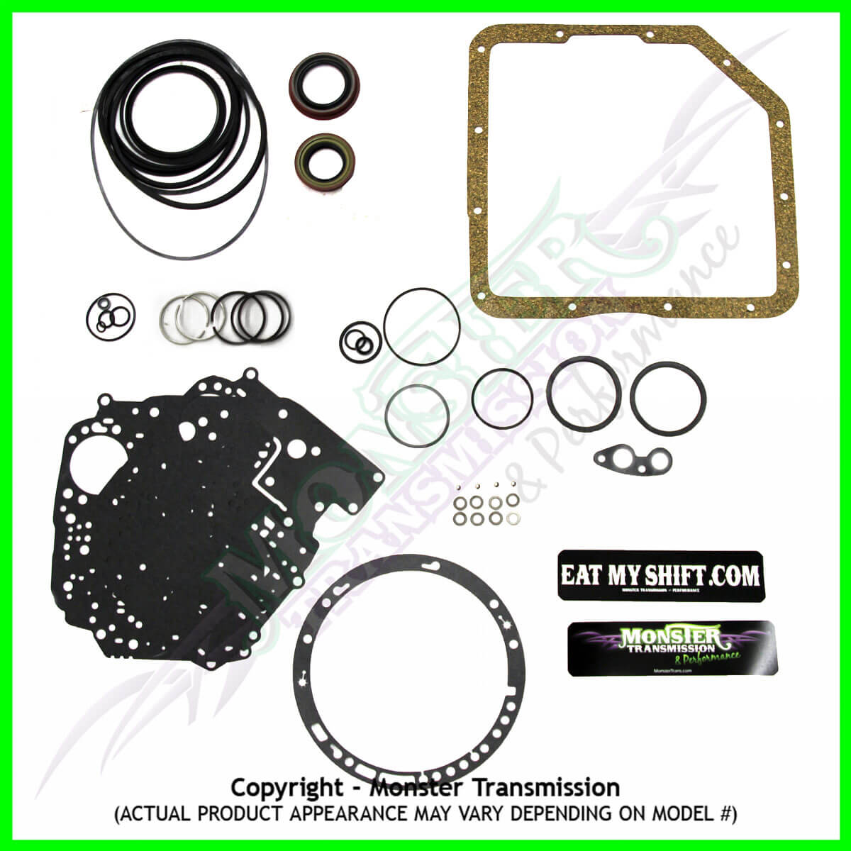 Monster transmission rebuild kit-6009