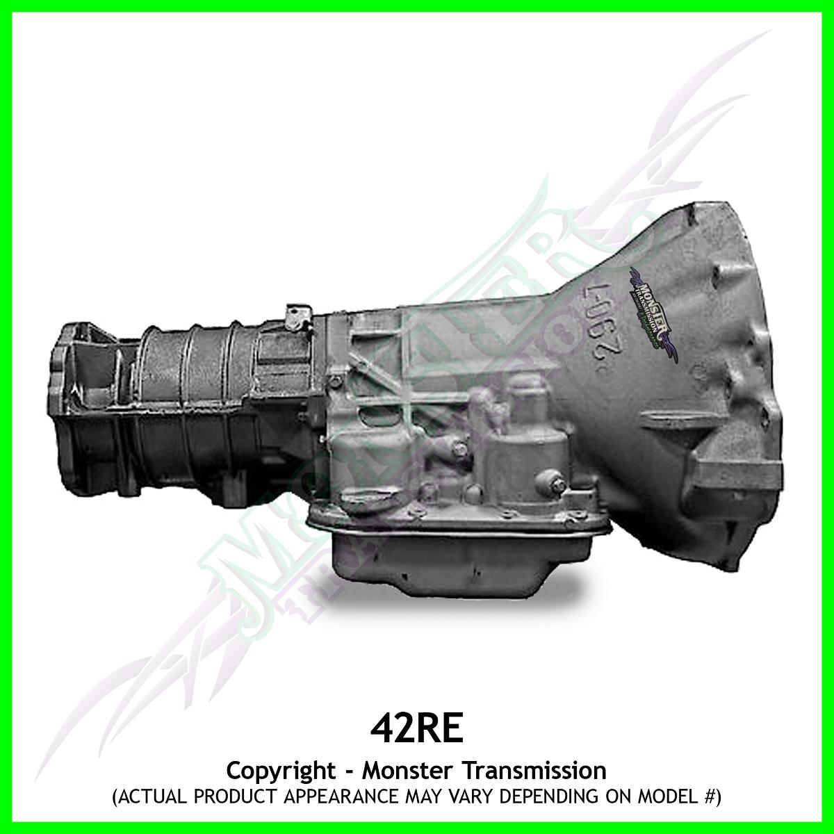 performance 42le transmission