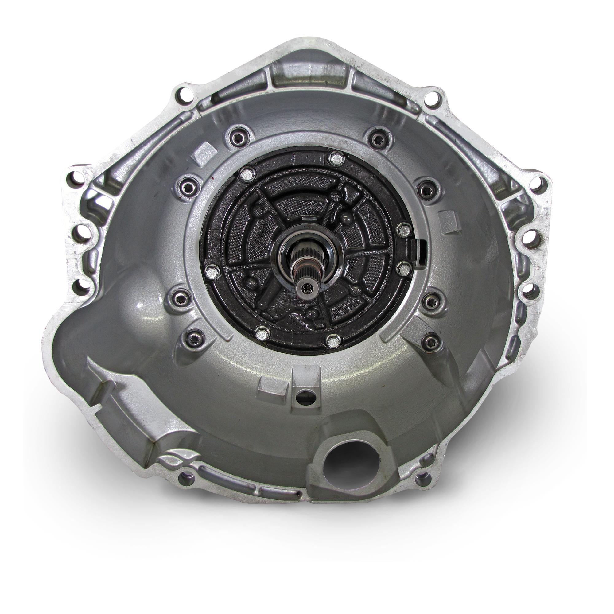 4L60E Transmission Remanufactured 4x4 Heavy Duty 2pc Case 4WD