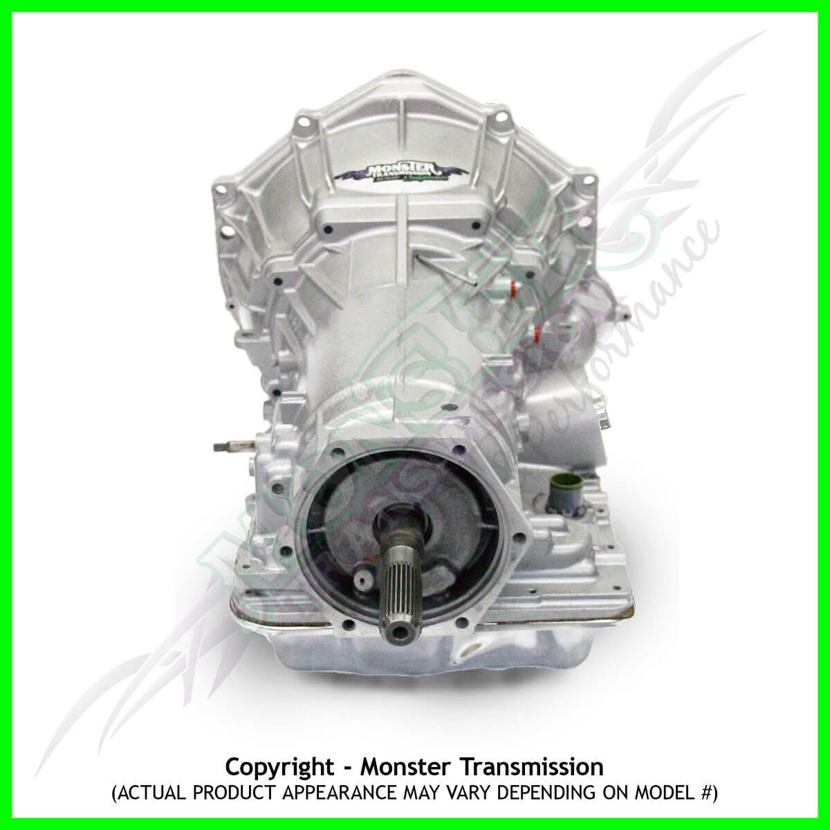 4L60E Transmission High Performance Race Transmission 2pc