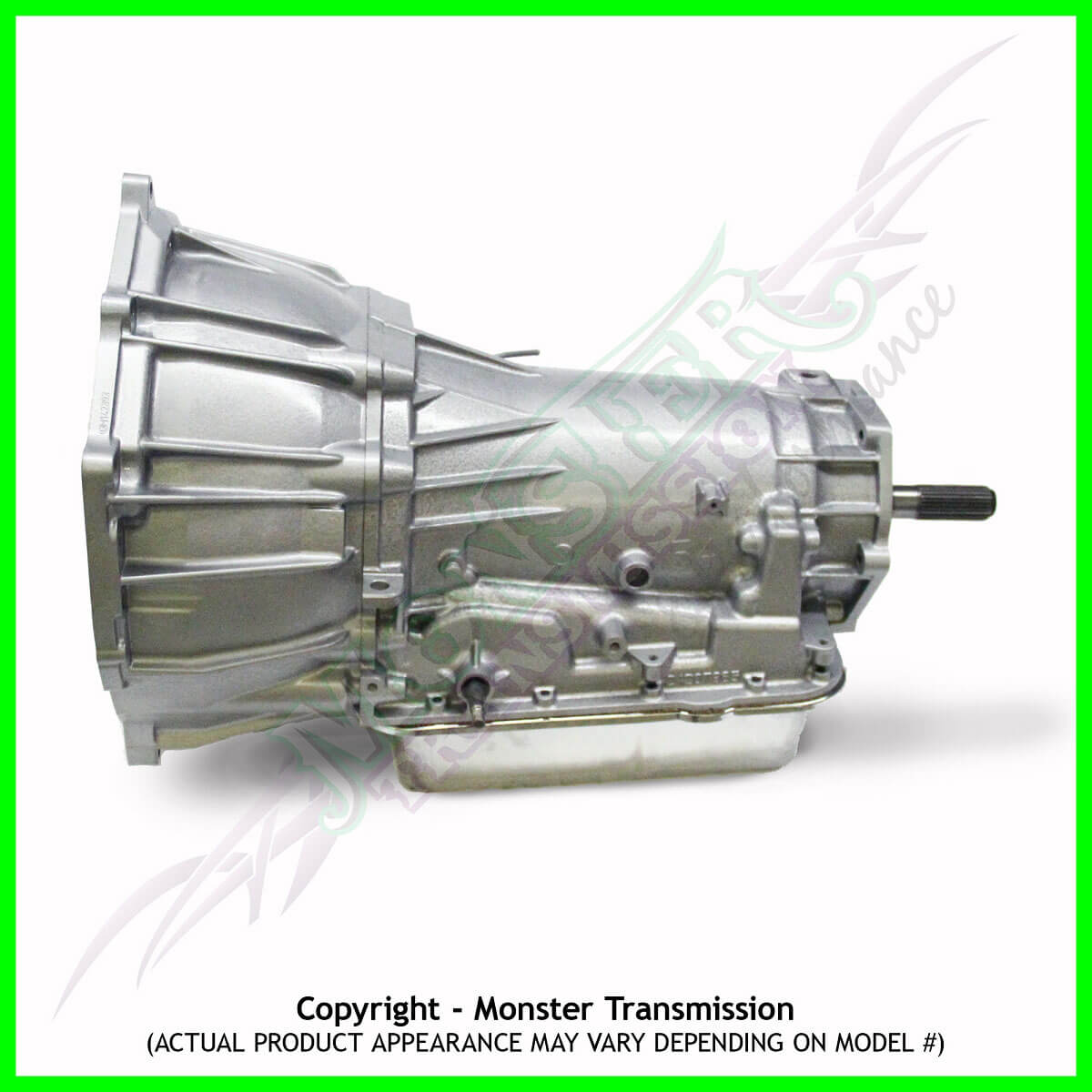 4L60E/4L65E Transmission Heavy Duty 4x4