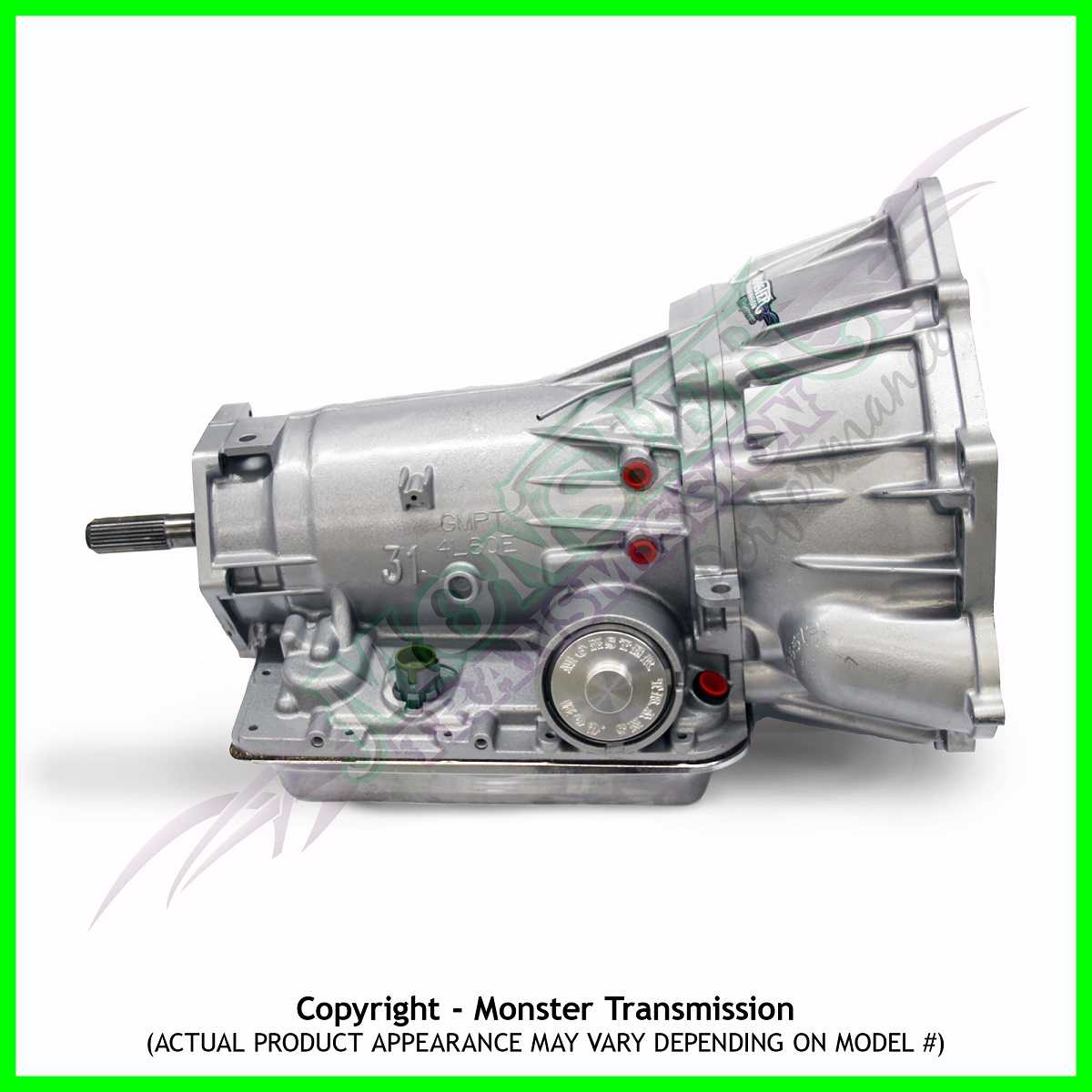 Monster Transmission 4L60E