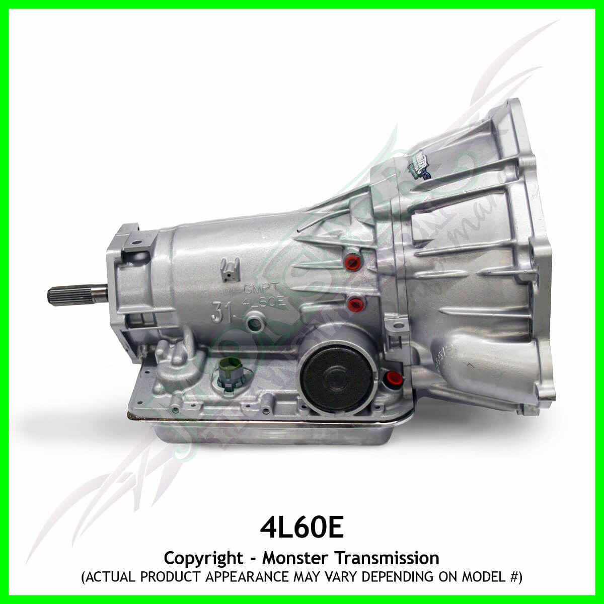 Tahoe 2003 chevy tahoe transmission : 4L60E Transmission Remanufactured 4x4 Heavy Duty 2pc Case 4WD