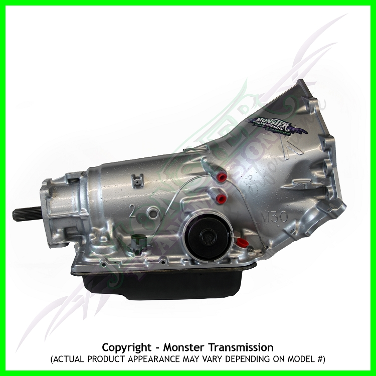 4L60E Transmission For Sale >> Custom Built Monster 4l60e Transmission 4x4 Heavy Duty 1pc Case 4wd