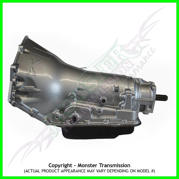 1995 gmc sierra 1500 transmission 4-speed automatic