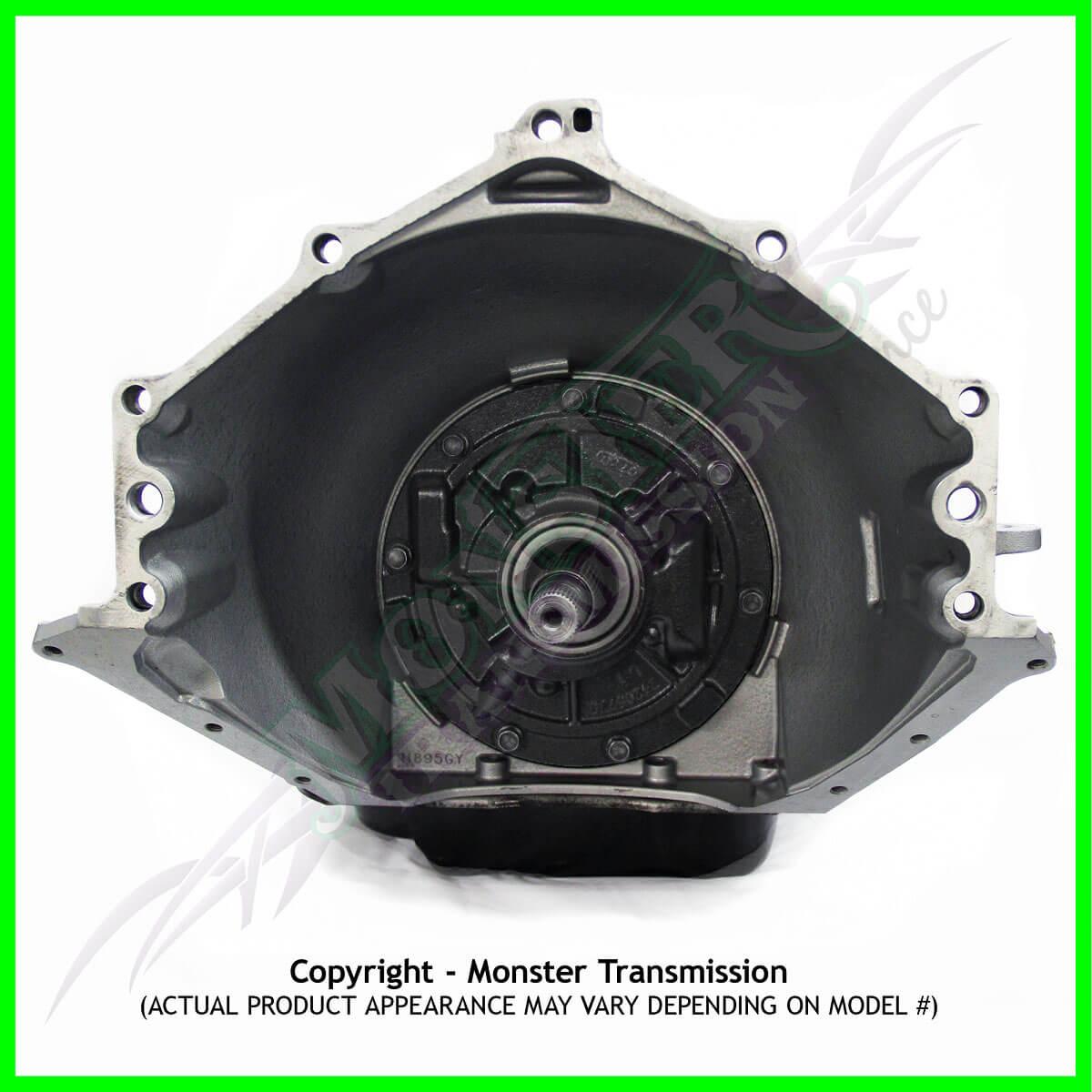 Custom Built Monster 4L80E Transmission Super Duty Performance 2WD
