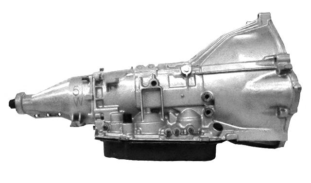 4r70w Transmission Remanufactured Mild 2wd