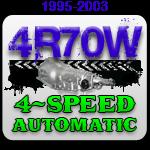 4R70W Transmission (95-03)